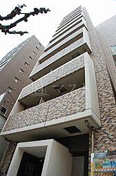 大阪府大阪市中央区内平野町3丁目の賃貸マンションの外観