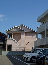 コーポワダ[1階]の外観