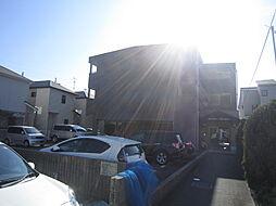 大阪府三島郡島本町広瀬4丁目の賃貸マンションの外観
