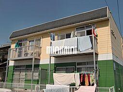 住吉ホーム A[2階]の外観