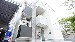 兵庫県神戸市長田区本庄町8丁目の賃貸アパートの外観