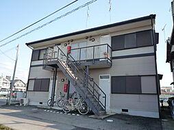 ハイツ木村[2階]の外観