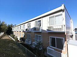 千葉県印西市小林の賃貸アパートの外観