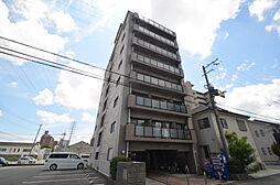 兵庫県姫路市飾磨区三宅1丁目の賃貸マンションの外観