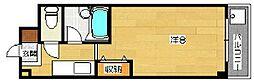CASA TAKANO[2階]の間取り