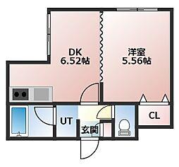 NCKビル[3階]の間取り