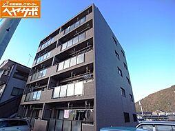 Avancer Nagara[3階]の外観