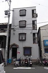 大阪府守口市大庭町1の賃貸マンションの外観