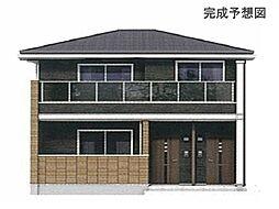 上石川アパートA[201号室]の外観