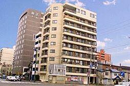 北海道札幌市中央区南四条東1丁目の賃貸マンションの外観