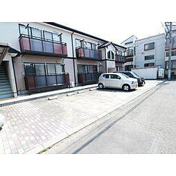 静岡県静岡市清水区長崎南町の賃貸アパートの外観