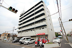 愛知県名古屋市港区土古町4丁目の賃貸マンションの外観