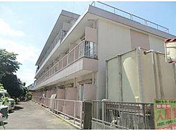 東京都昭島市拝島町2丁目の賃貸マンションの外観