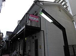 リバティメゾン大石[1階]の外観