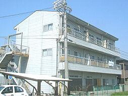 法橋マンション[203号室]の外観