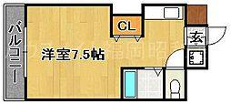 ステラ向野[4階]の間取り