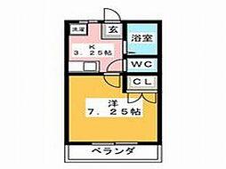 雀宮駅 2.0万円