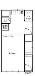 [テラスハウス] 神奈川県横浜市保土ケ谷区宮田町1丁目 の賃貸【/】の間取り