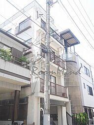 神奈川県横浜市神奈川区平川町の賃貸マンションの外観