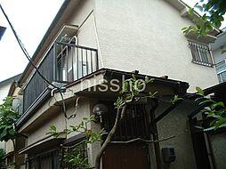 [一戸建] 東京都中野区若宮2丁目 の賃貸【/】の外観
