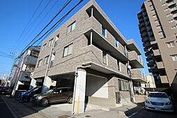 愛知県名古屋市昭和区大和町1丁目の賃貸マンションの外観