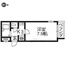 阪急京都本線 西院駅 徒歩8分