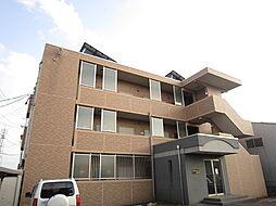 新潟県新発田市荒町の賃貸マンションの外観