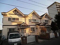 [テラスハウス] 埼玉県さいたま市南区根岸5丁目 の賃貸【埼玉県 / さいたま市南区】の外観