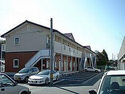 島根県松江市西津田3丁目の賃貸アパートの外観