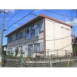 福岡県北九州市八幡西区里中2丁目の賃貸アパートの外観