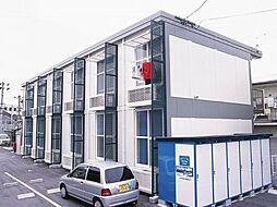 広島県三原市糸崎2丁目の賃貸アパートの外観