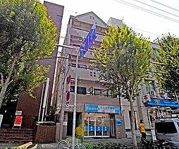 京都府京都市北区紫野下御輿町の賃貸マンションの外観