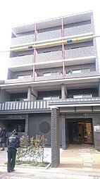 ベラジオ京都鞍馬口[401号室]の外観