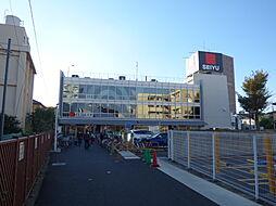 西友 蕨店(737m)