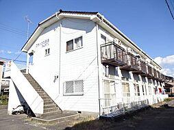 プチハウス森島PARTI[2階]の外観