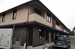 セジュール本覚寺[2階]の外観