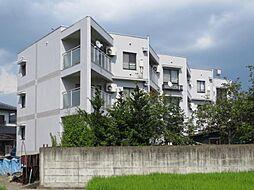 山梨県甲府市宮原町の賃貸マンションの外観