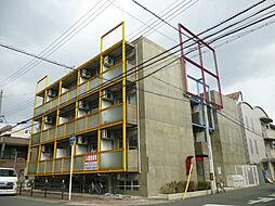 空心マンション[1階]の外観