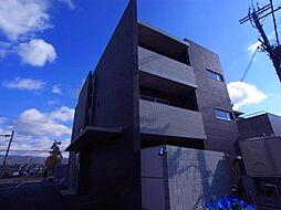 N3[2階]の外観