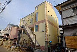 ユナイト汐入ヴィラージュの杜[205号室]の外観