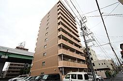 愛知県名古屋市中村区畑江通3丁目の賃貸マンションの外観