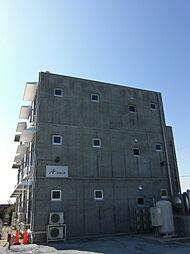 A HOUSE[3階]の外観