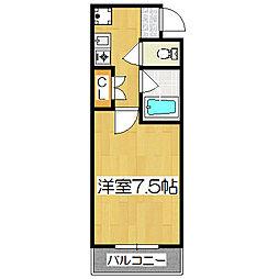 アトレ万寿寺[3A号室]の間取り