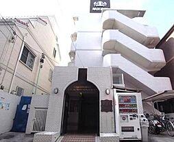 ホーユウコンフォルト神奈川新町[205号室]の外観