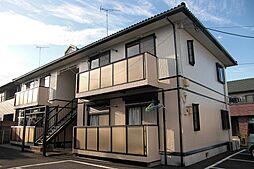 シンフォニーフィル A棟[2階]の外観