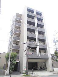 大阪府大阪市鶴見区今津中3の賃貸マンションの外観