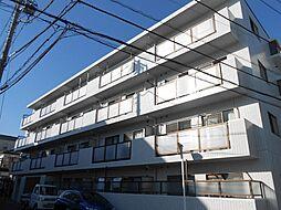 神奈川県横浜市港北区箕輪町3丁目の賃貸マンションの外観