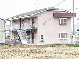香川県高松市国分寺町柏原の賃貸アパートの外観