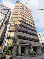 プレサンス心斎橋リベルタ[12階]の外観