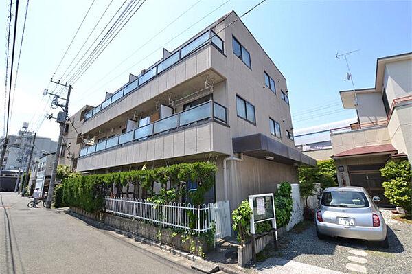 コートルミナス 2階の賃貸【東京都 / 大田区】